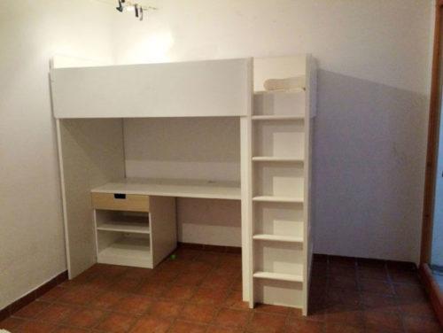 Cama escritorio stuva de ikea nueva - Armario escritorio ikea ...