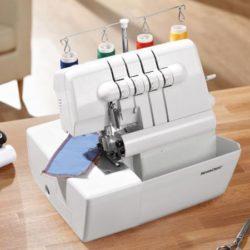 maquina coser overlok